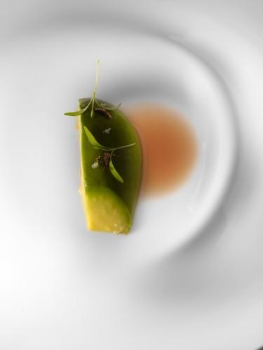 Foie vegetal... Aguacate