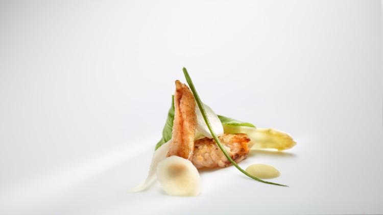 Txangurro-esparragos-blancos-y-emuslon-de-raifort