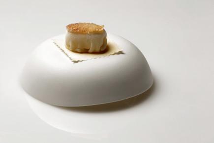 Mochi de bollo de mantequilla - esencia