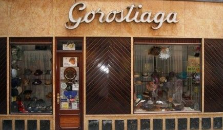 Sombreros Gorostiaga, Bilbao