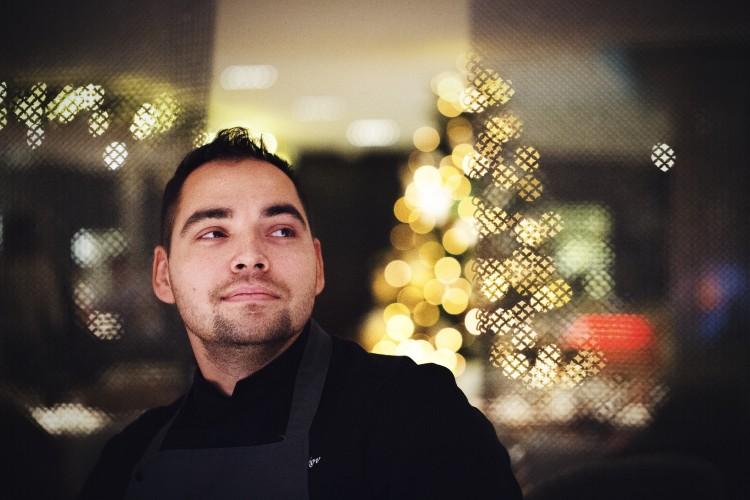 Anatoly Kazakov - Chef del restaurante Selfie