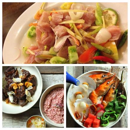 Filipinas en el plato: kinilaw, adobo y sinigang
