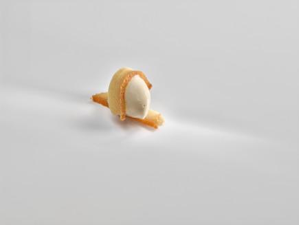 Pastel de yuca y helado de plátano - viajes